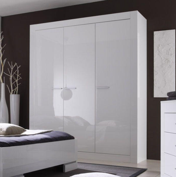 petite armoire blanche. Black Bedroom Furniture Sets. Home Design Ideas