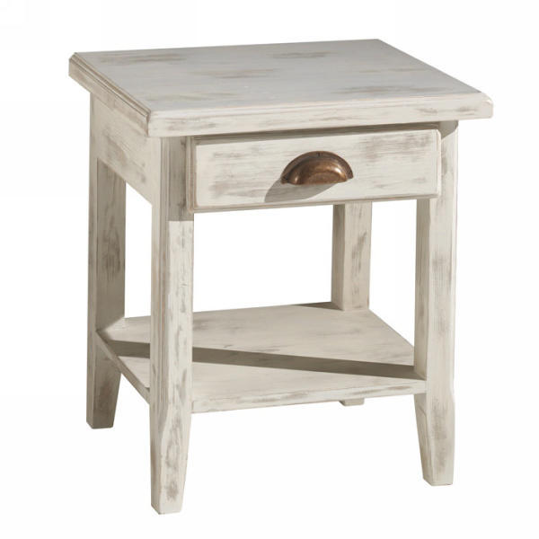 Table chevet blanc - Table chevet blanche ...