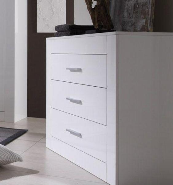 commode blanc. Black Bedroom Furniture Sets. Home Design Ideas