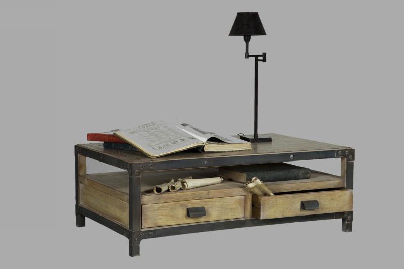 Table Basse De Salon Rue Du Commerce
