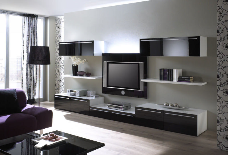 cr er la d co de ma pi ce salon salle a manger en fonction de la cuisine. Black Bedroom Furniture Sets. Home Design Ideas