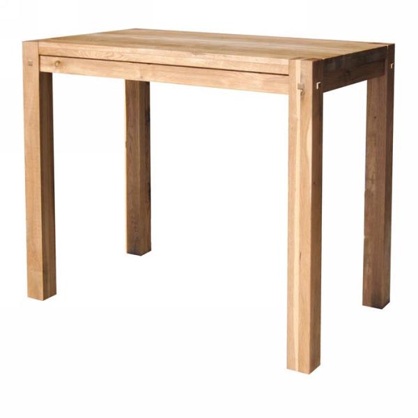table haute pour cuisine avec tabouret maison design. Black Bedroom Furniture Sets. Home Design Ideas