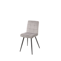 "Chaise de repas gris ""Sando"""