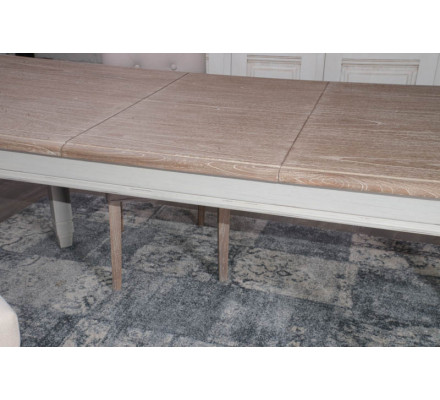 """Table rectangulaire  """"Charme"""""""