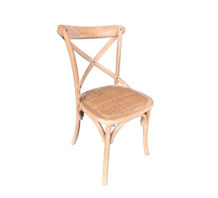 "Chaise bistrot naturel ""Ewan"""