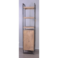 """Colonne de rangement bois massif 50 cm """" Loft"""""""