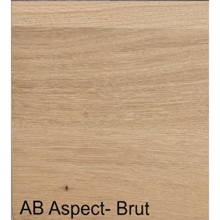 "Bahut 3 portes chêne aspect brut ""BELLISSIMA"""