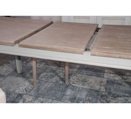 "Table rectangulaire ""Charme"""