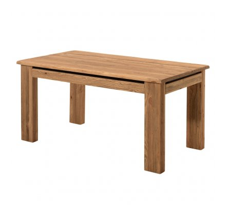 "Table en pin massif en 160 cm ""Rexton"""
