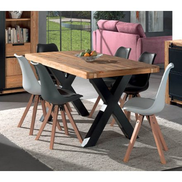 """Allonge pour table en 180 cm """"Cooper"""""""