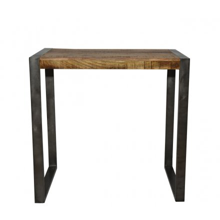"Table haute de bar 150x70 cm ""New York"""
