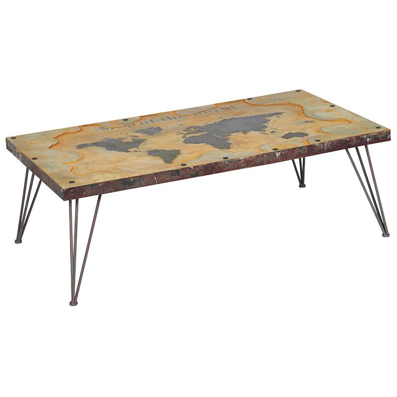 Table Basse 140 Trotter Verre Globe En j5AL4R